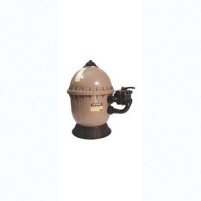 Pro Series 24 in. Side Mount Sand Pool Filter