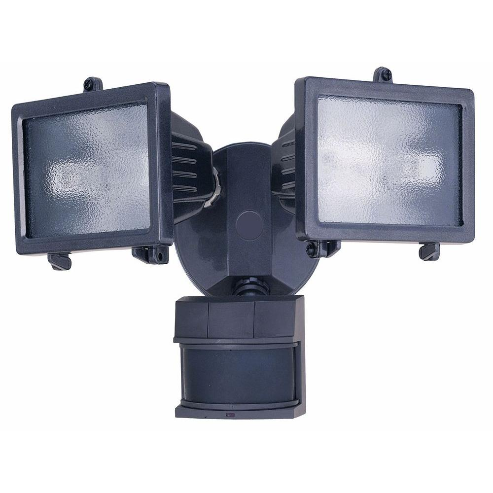 Heath Zenith 240-Degree Outdoor Motion-Sensing Security Light