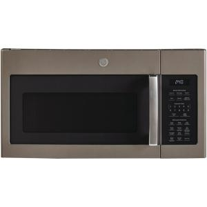 GE 1.7 cu. ft. Over the Range Microwave with Sensor Cooking (Fingerprint Resistant Slate)