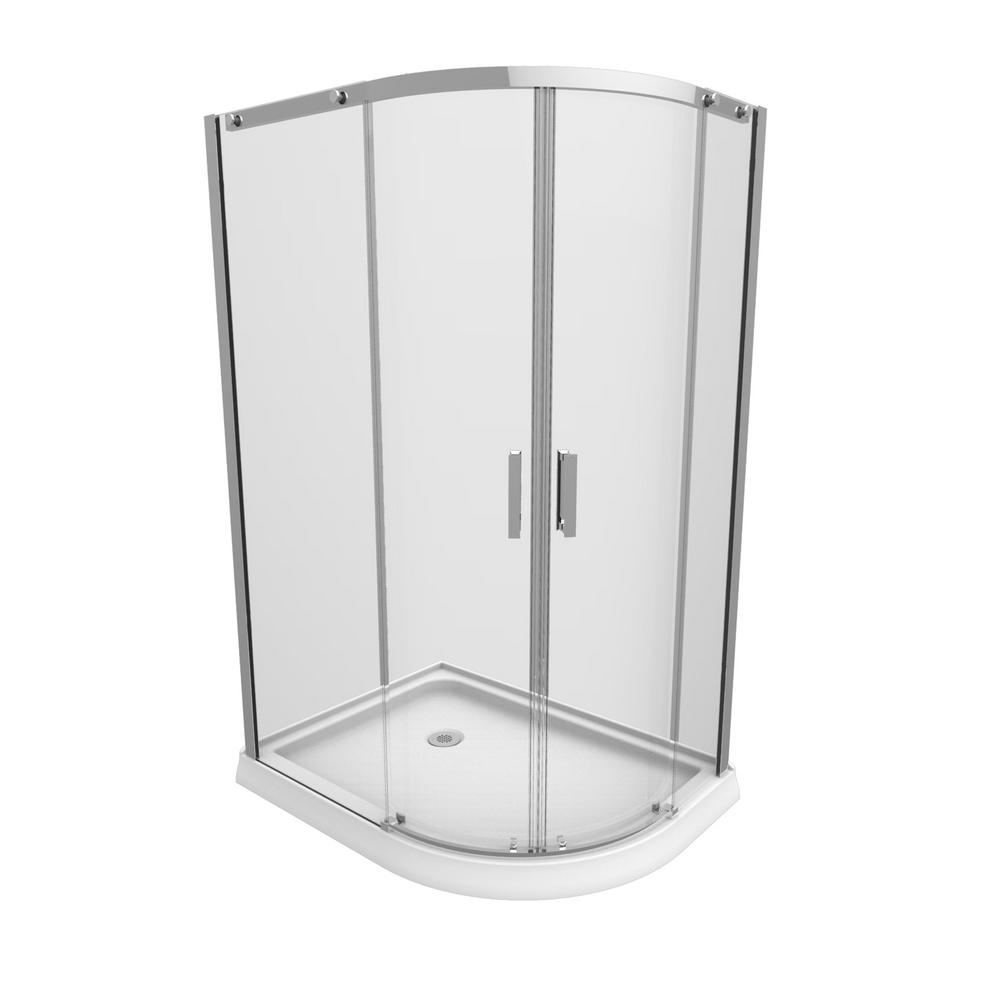shower enclosures types with different styles and impressions. 4-Piece Shower Enclosures Types With Different Styles And Impressions O