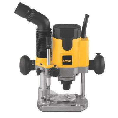 2 HP Electronic Variable Speed Plunge Router