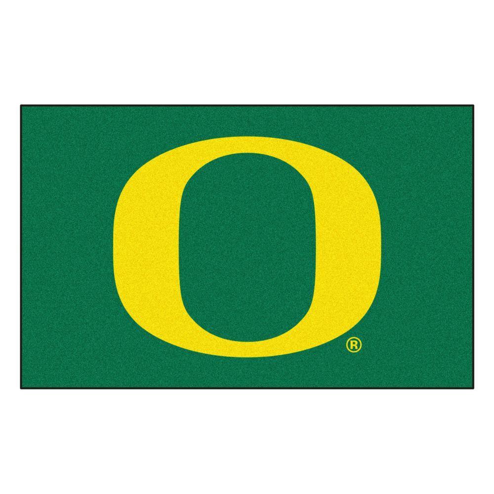 University of Oregon 60 in. x 96 in. Ulti-Mat