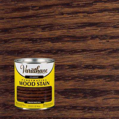 1 qt. Provincial Classic Wood Interior Stain