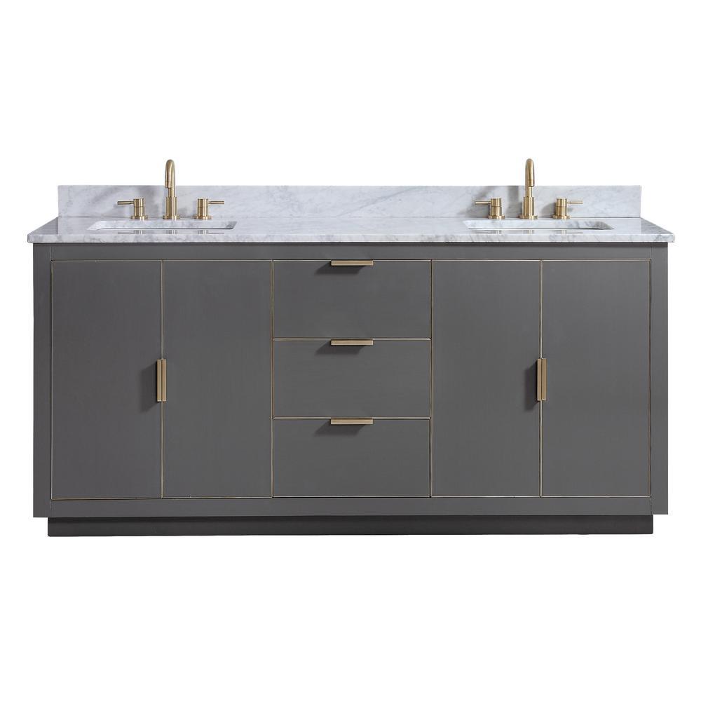 48 Inch Vanities - Double Sink - Bathroom Vanities - Bath ...