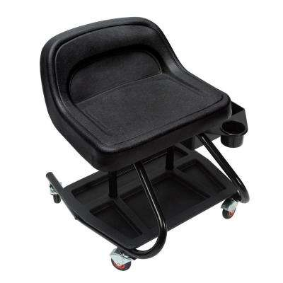 23 in.x 20.12 in. x 21 in. Heavy Duty Mechanic's Seat