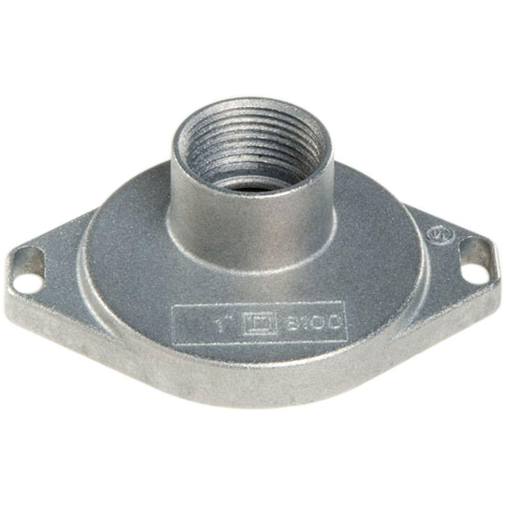 Square D 1 in. Bolt-On Hub Conduit for Devices with B Openings