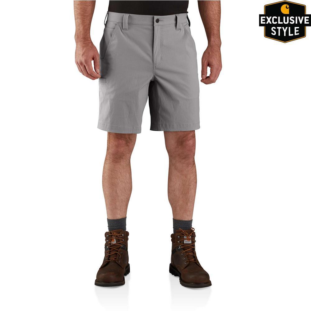Størvik Short Work Pants Mens Charcoal Grey-Size 2XL-Job