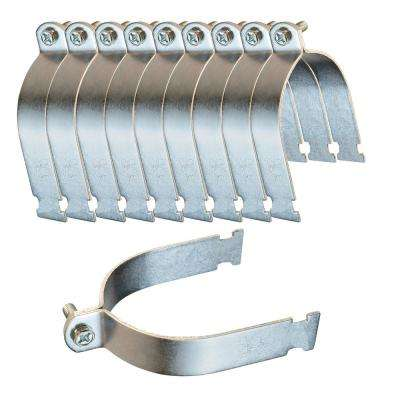 3/4 in. Electro Galvanized Steel Strut Clamp (10-Pack)