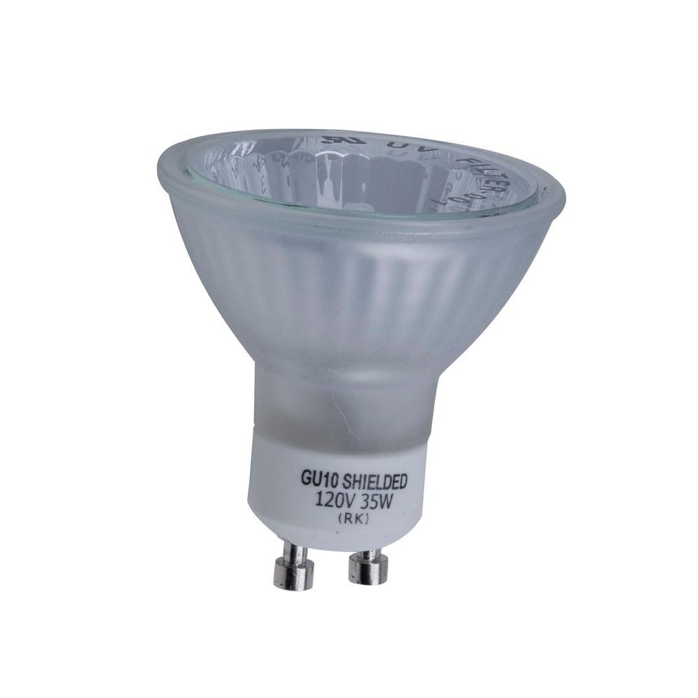 Commercial Electric GU10-16 120-Volt 50-Watt Halogen Bulb