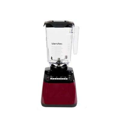 Designer 650-Pomegranate Countertop Blender