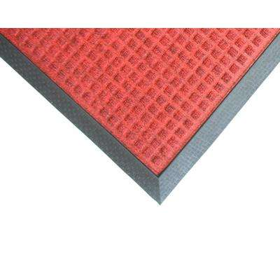 Town N Country 36 in. x 60 in. Red Entrance Mat