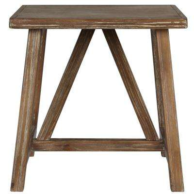 Brussels Natural End Table