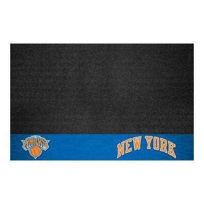 New York Knicks 26 in. x 42 in. Grill Mat