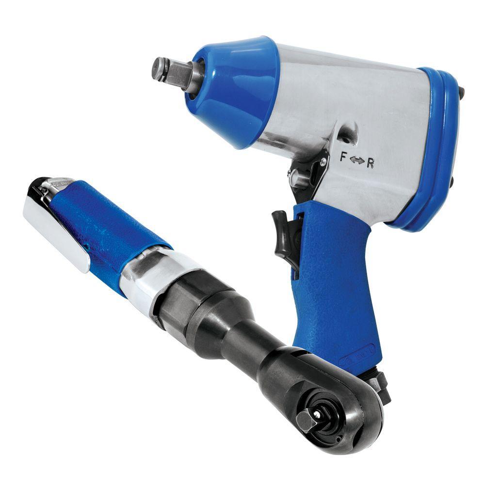 Hyundai Impact Wrench and Ratchet Kit