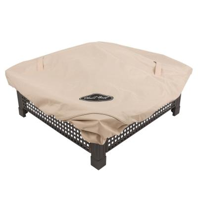 Medium 36 in. Square Fire Pit Cover