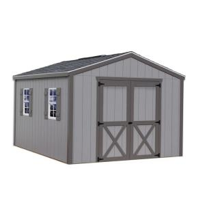 Click here to buy Best Barns Elm 10 ft. x 16 ft. Wood Storage Shed Kit by Best Barns.