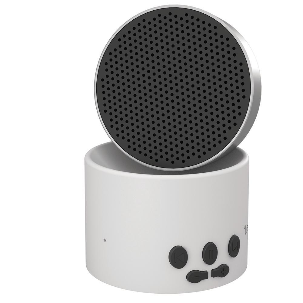 Micro2 Sleep Sound Machine and Bluetooth Speaker, White