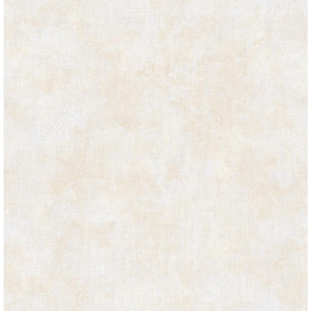 56.4 sq. ft. Gramercy Gold Linen Wallpaper