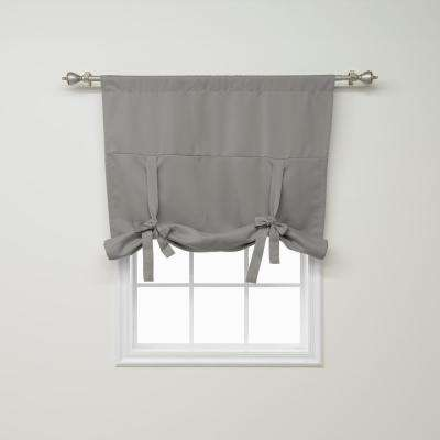 Basic 42 in. W X 63 in. L Drapery Panel in Dove