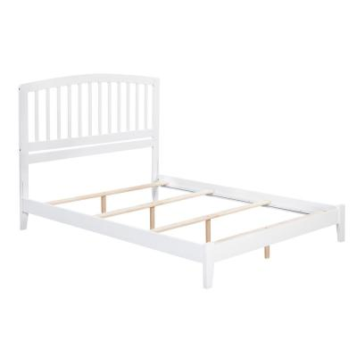 Richmond White Queen Traditional Bed
