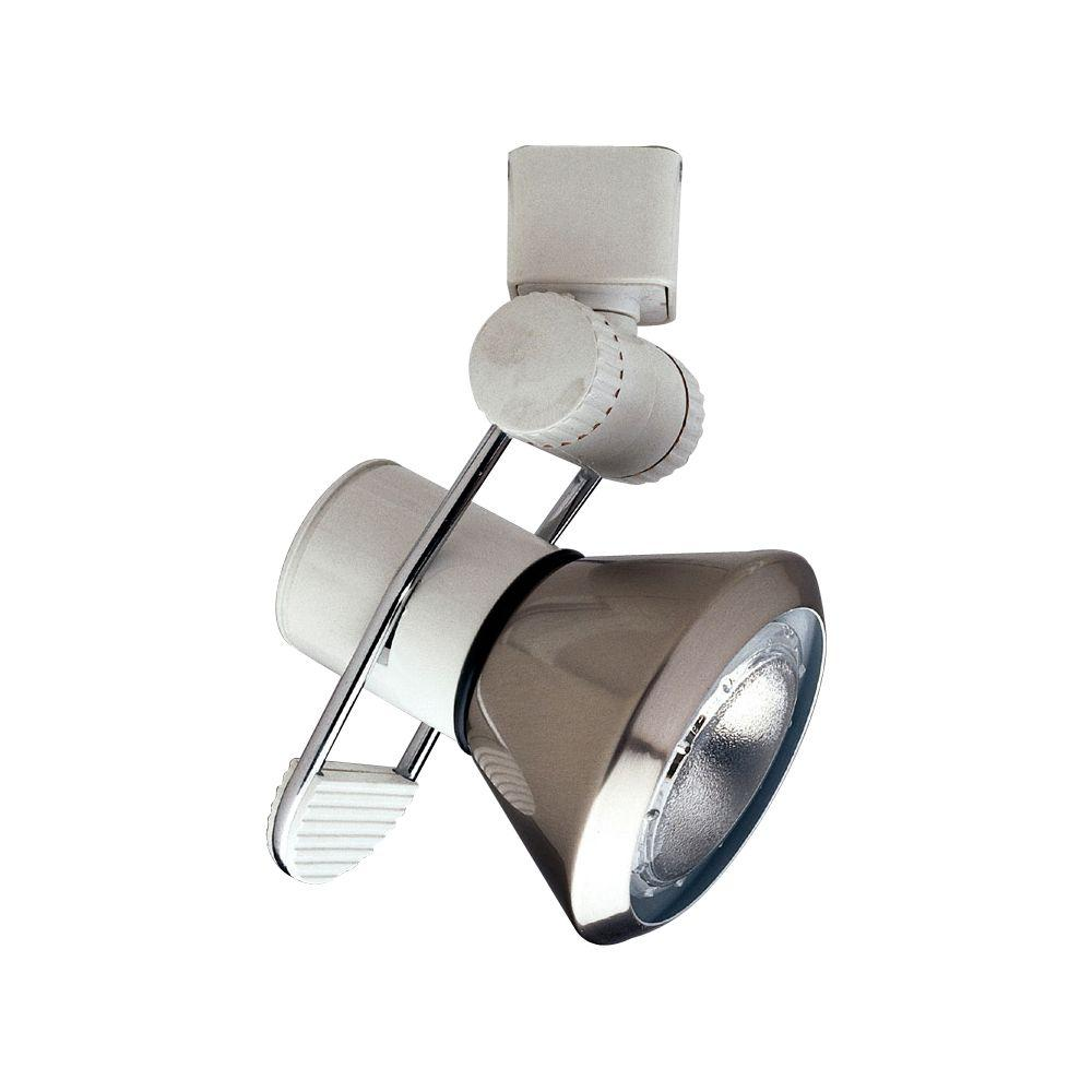 PLC Lighting 1-Light Polished Brass Track Lighting Shade
