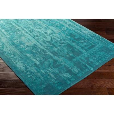 Artistic Weavers Turquoise Rugs Flooring The Home Depot