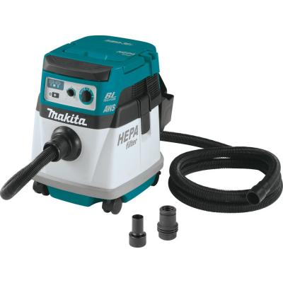 18-Volt X2 LXT Lithium-Ion (36-Volt) Brushless Cordless 4 Gal. HEPA Filter Dry Dust Extractor, with AWS (Tool-Only)