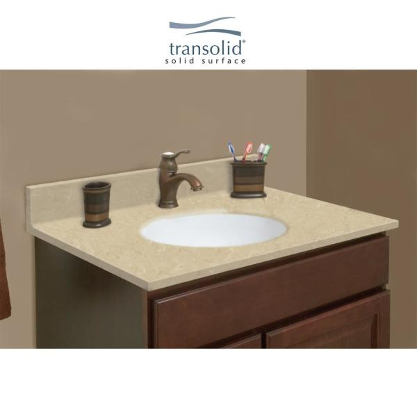 Solid Surface Vanity Top