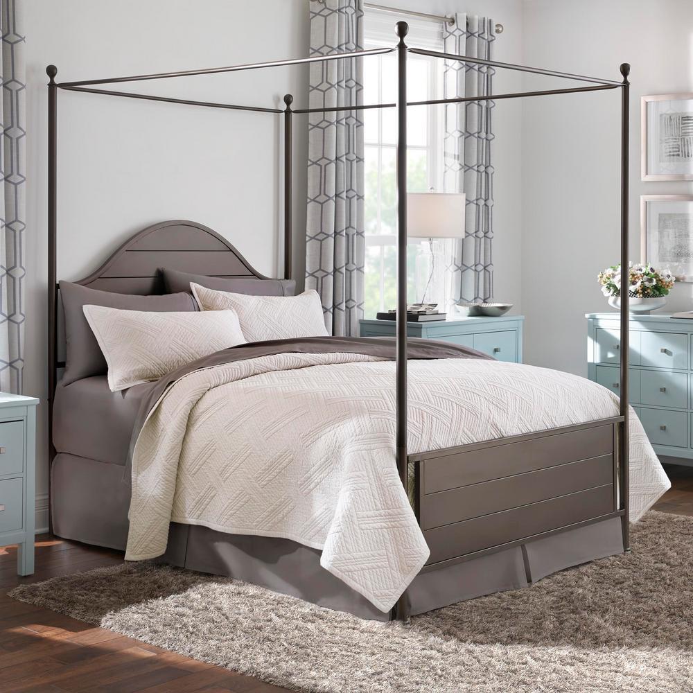 Deals on Home Decorators Collection Binghamton 3-Piece Full/Queen Quilt Set