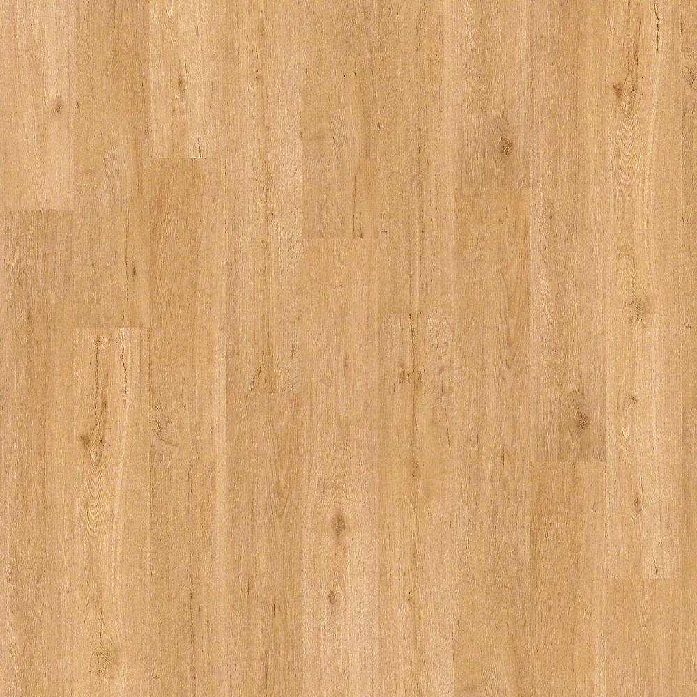 Shaw Wisteria Nougat 6 in. x 48 in. Resilient Vinyl Plank Flooring (53.93 sq. ft. / case)
