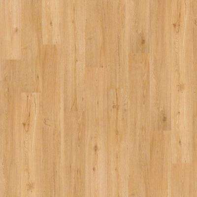 Wisteria Nougat 6 in. x 48 in. Resilient Vinyl Plank Flooring (53.93 sq. ft. / case)