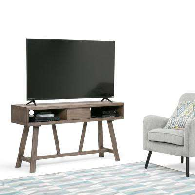 Dylan Driftwood 54 in. TV Media Stand