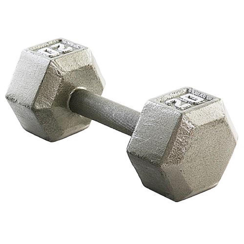 20 lb. Hex Dumbbell