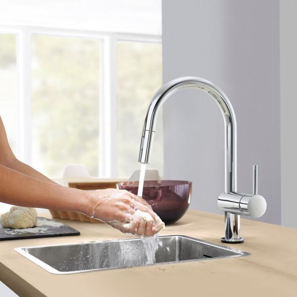Grohe Minta Single Handle Touch Dual