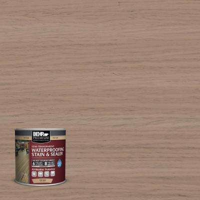 #ST-160 Rose Beige Semi-Transparent Weatherproofing Wood Stain
