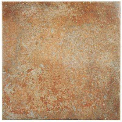 Americana Boston North 8-3/4 in. x 8-3/4 in. Porcelain Floor and Wall Tile (10.87 sq. ft. / case)
