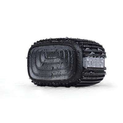 Trax IPX4 Weatherproof Rugged Bluetooth Speaker - Gray