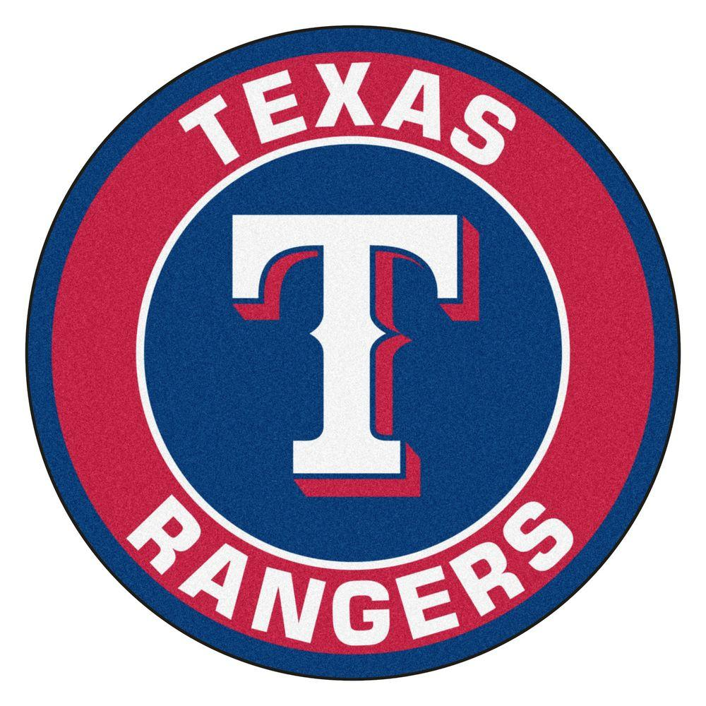 Fanmats nhl new york rangers red 2 ft 3 in x 2 ft 3 in - Texas rangers logo images ...