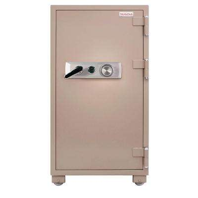 6.8 cu. ft. Fire Resistant Combination Lock 2 Hour Fire Safe