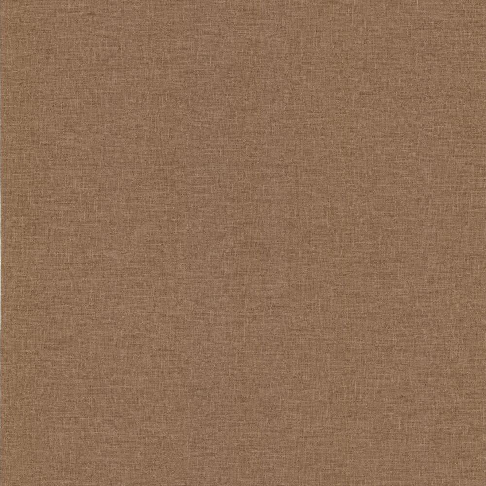 Alya Brown Linen Wallpaper