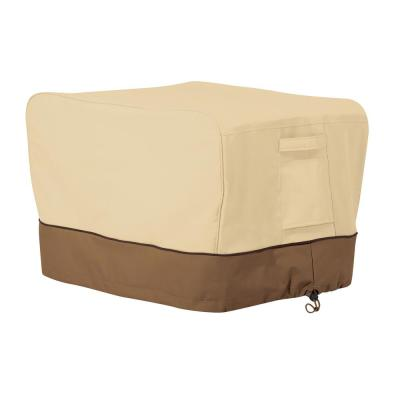 Veranda 29 in. L x 24 in. W x 15 in. H Rectangular Table Top Grill Cover