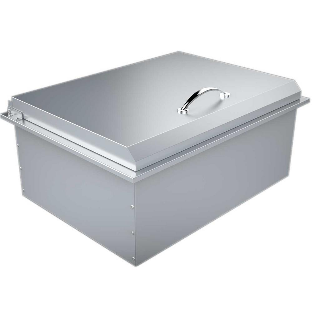 Stainless Steel Coolers Tailgating The Home Depot