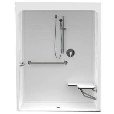 Lovely Shower Stall Grab Bar