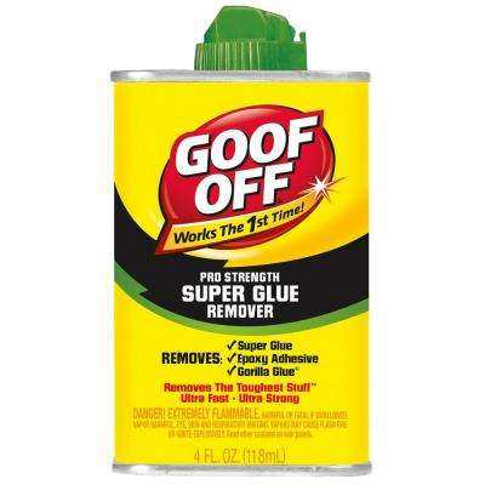 4 oz. Super Glue Remover