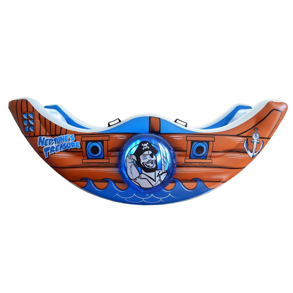 Rave Sports Neptune S Treasure Pool Lake See Saw 02467