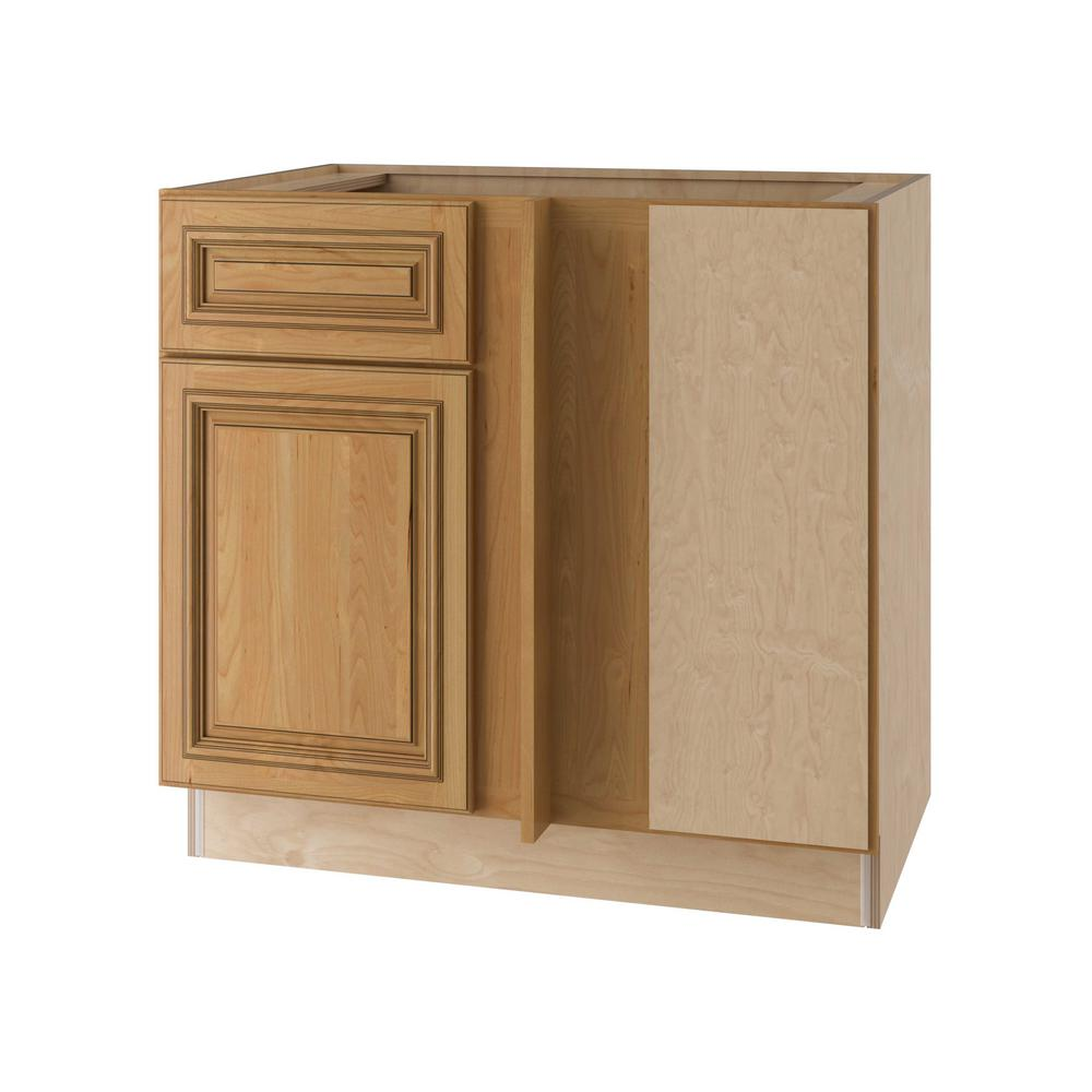 Stock Kitchen Cabinet Doors: Home Decorators Collection Clevedon Assembled 36x34.5x24