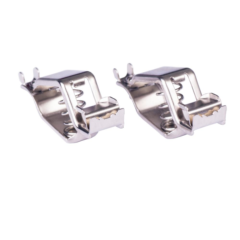 Gardner Bender 14-630 Battery Clamps 30 AMP,Copper Clad Insulated Battery Clips