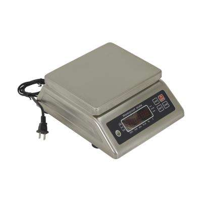 66 lb. Capacity Stainless Steel Parts Scale