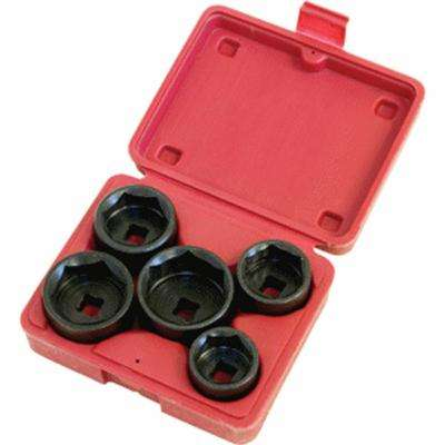 Filter Socket Set (5-Piece )