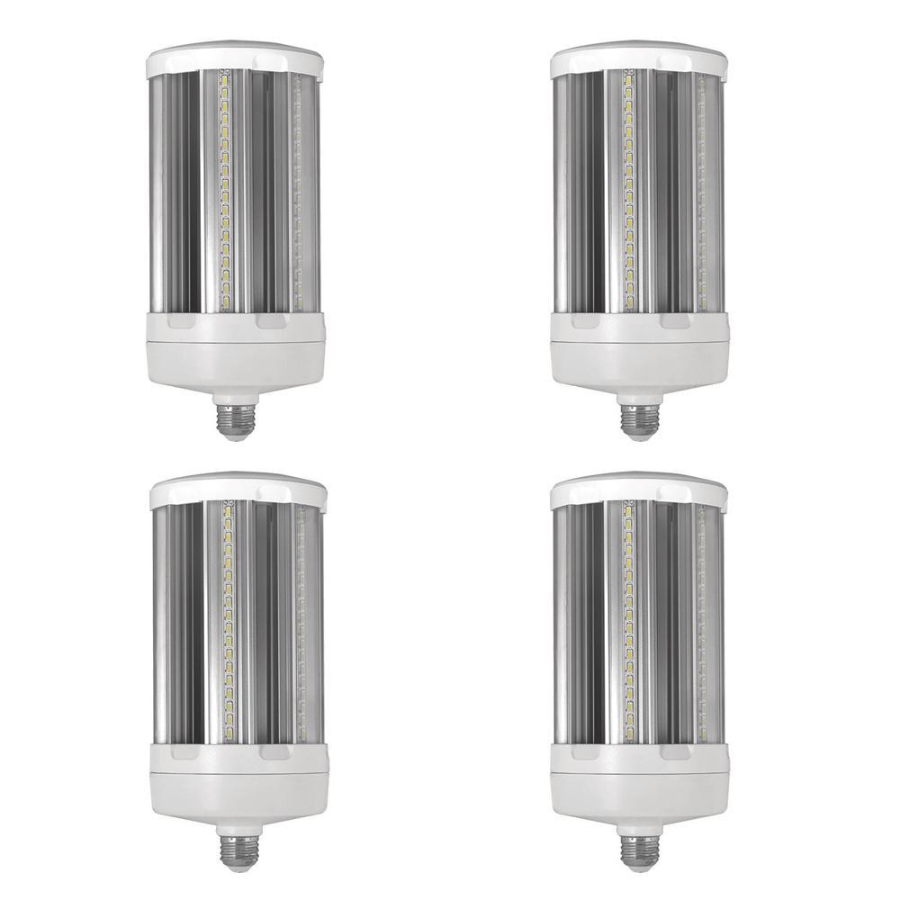 500W Equivalent Daylight (5000K) A23 Corn Cob LED High Lumen Utility